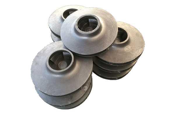 Cast Steel Impeller For Pump Part