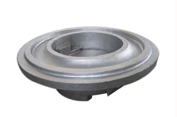 Casting Pump Cover For Electricity Pump