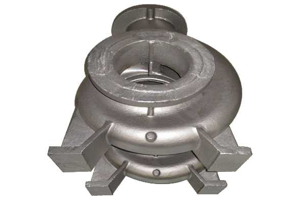 Casting Pump Body For Petroleum Pump