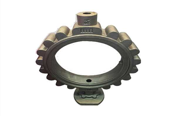 Casting Butterfly Valve For Chemical Valve