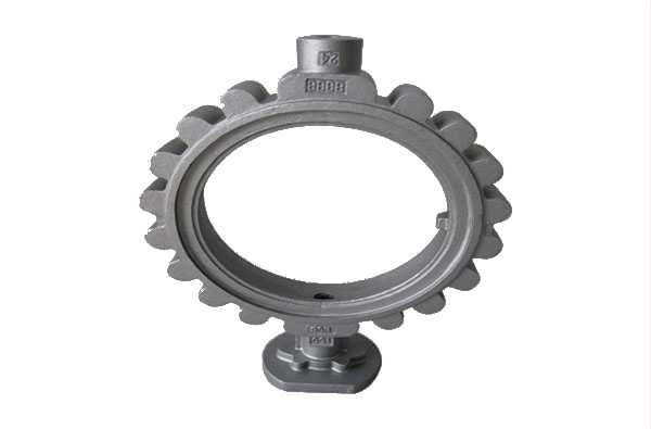 Casting Butterfly Valve For Electricity Valve