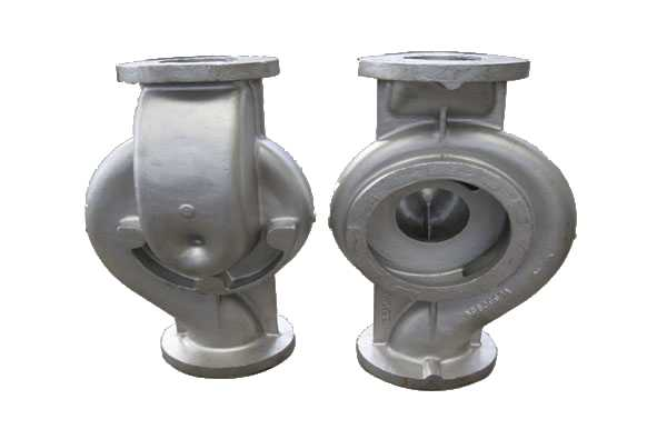 Casting Piping Pump For Electricity Valve