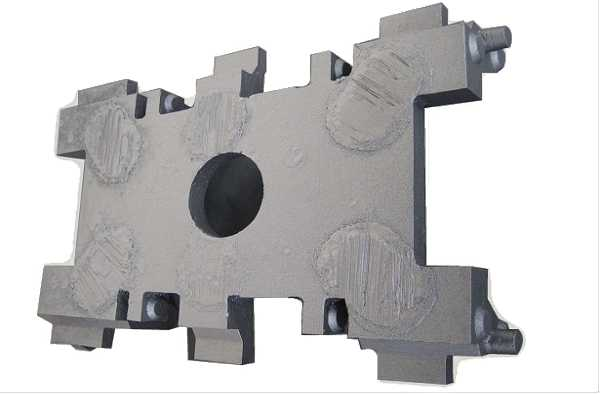 Casting metallurgical equipment accessories fixed frame 3