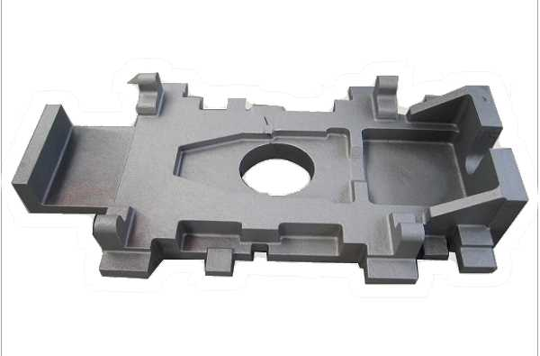 Casting metallurgical equipment accessories fixed frame 4