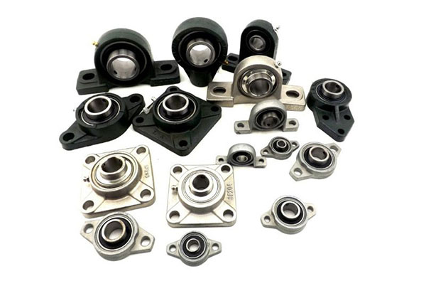 Zinc Alloy Bearing UFL08