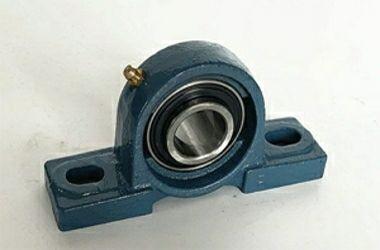 Motor bearing installation steps
