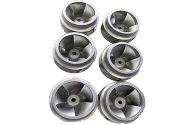 Steel Casting Impeller
